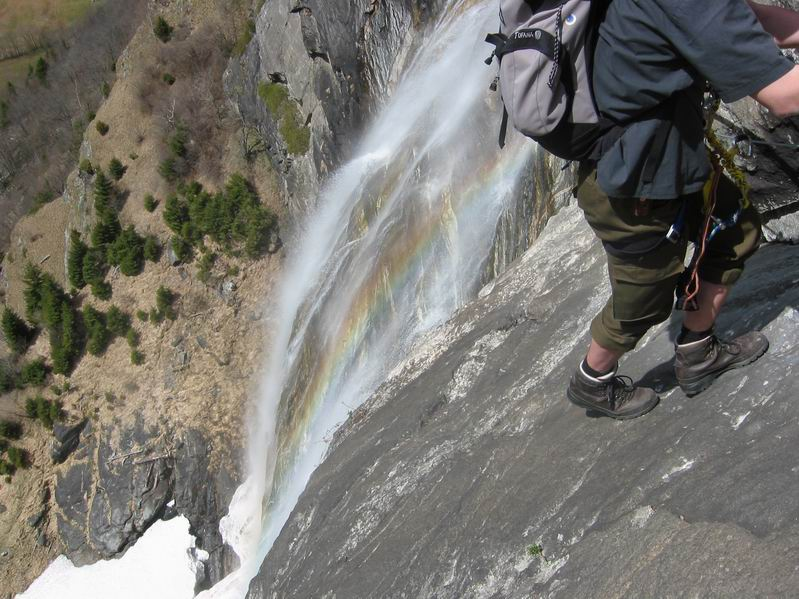 Klettersteig Fallbach : Klettersteig fallbach im maltatal